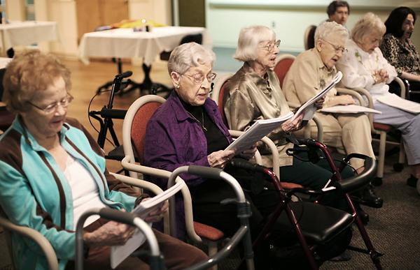 Old Person Care Homes