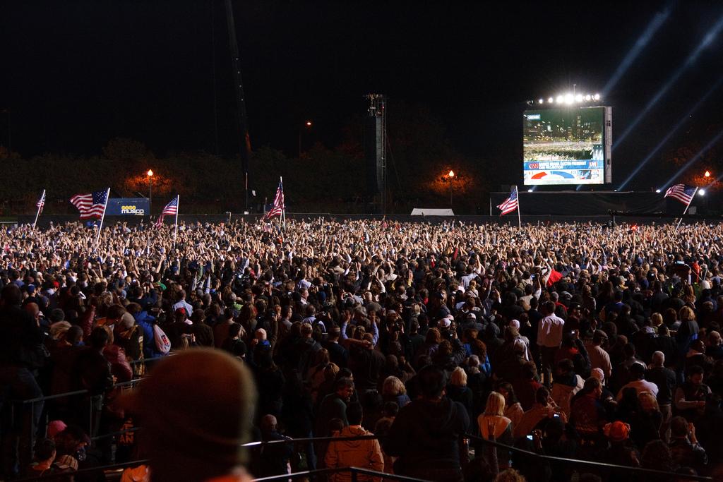 barack obama victory speech essay
